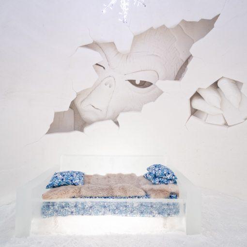 Kemi SnowCastle & SnowHotel In Lapland