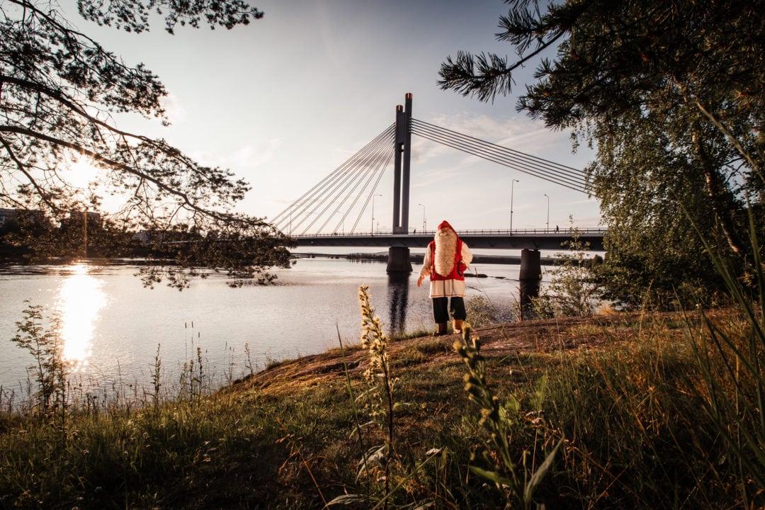 Rovaniemi – Joulupukin kotikaupunki. Brändäys palvelut Lappi.