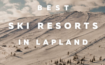 Best Ski Resorts in Lapland! – Podcast Ep. 7