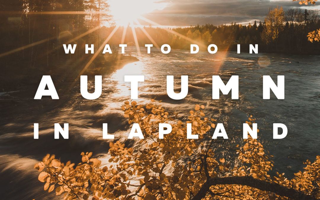Autumn is a wonderful season to visit in Lapland! In the 6th episode of our podcast we will find out why! What kind of activities are available, and what are the best places to visit?